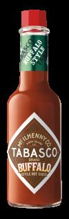 Recipe uses Buffalo Style Sauce