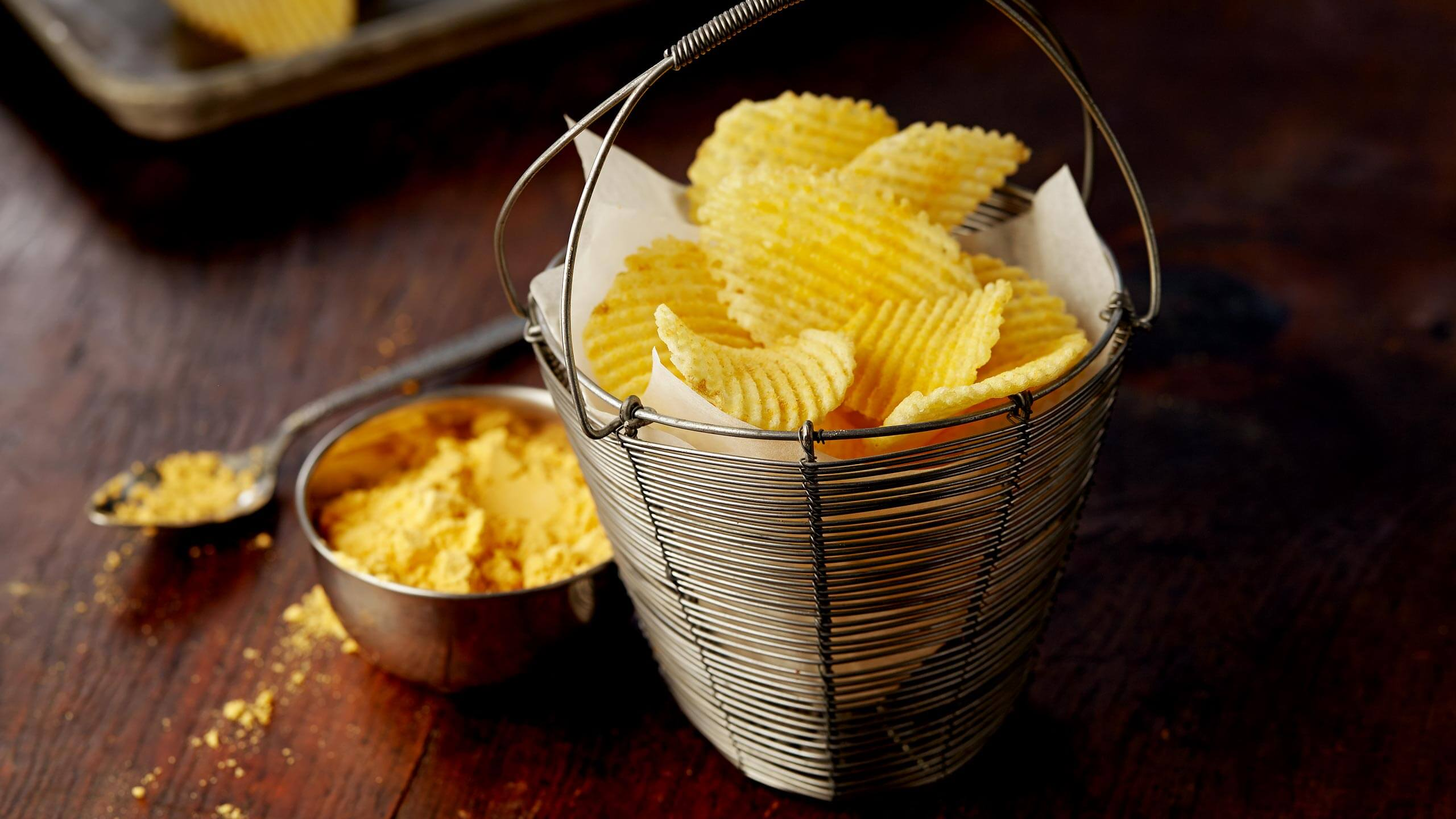 Spicy Lattice Cut Kettle Chips