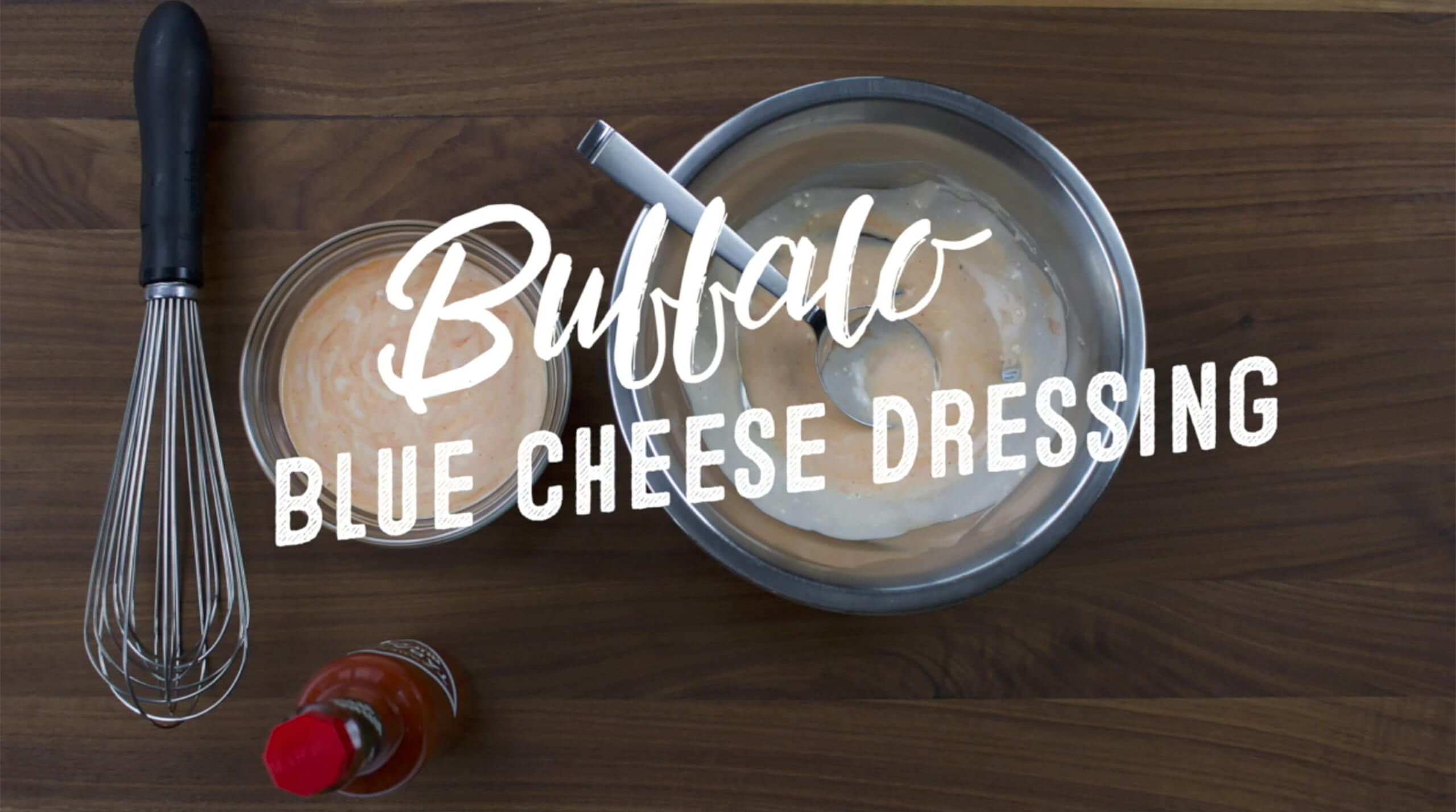 Buffalo Blue Cheese Dressing Plus-One