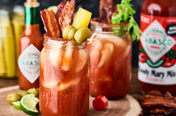 Bacon Chipotle Tomato Bloody Mary