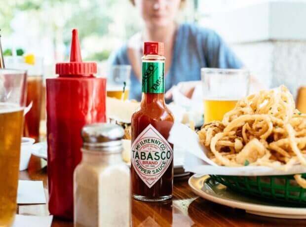 Original Red Sauce Table Top